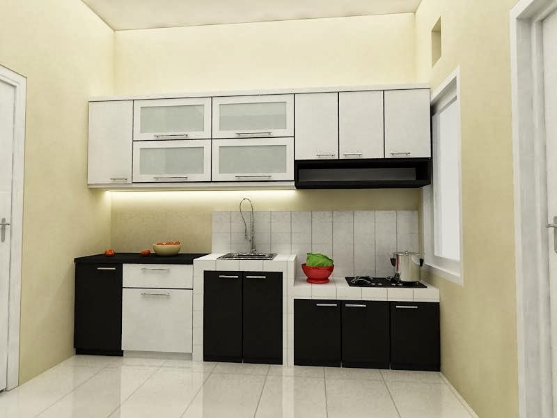 desain dapur sederhana submited images