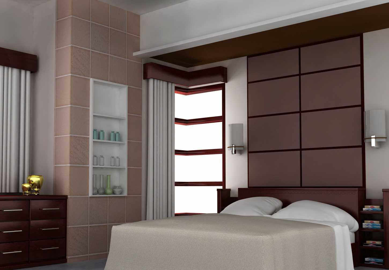 design interior kamar tidur utama desain gambar foto