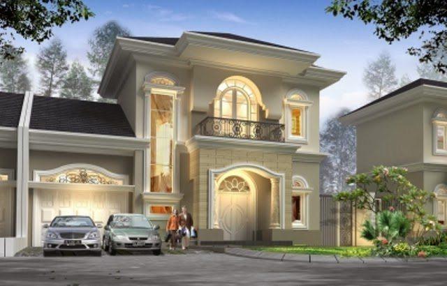 desain gambar foto tipe rumah minimalis panduan rumah