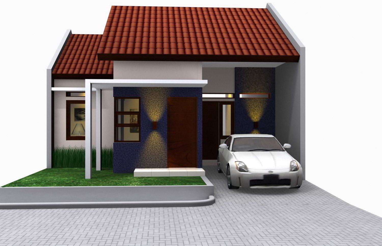 Gambar Rumah Sederhana Elegan Yang Banyak Dicari