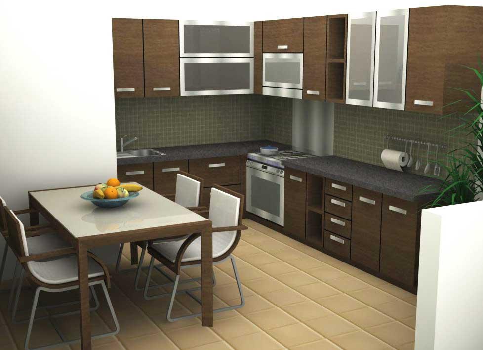 model meja makan minimalis dan modern