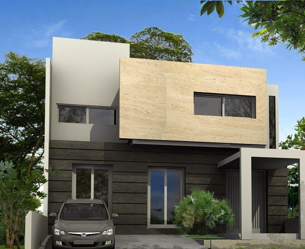 model rumah terbaru minimalis modern