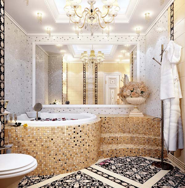 tips memilih desain keramik kamar mandi