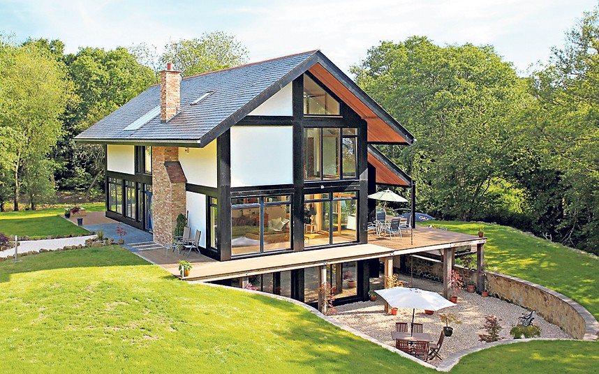 konsep desain rumah minimalis ramah lingkungan desain