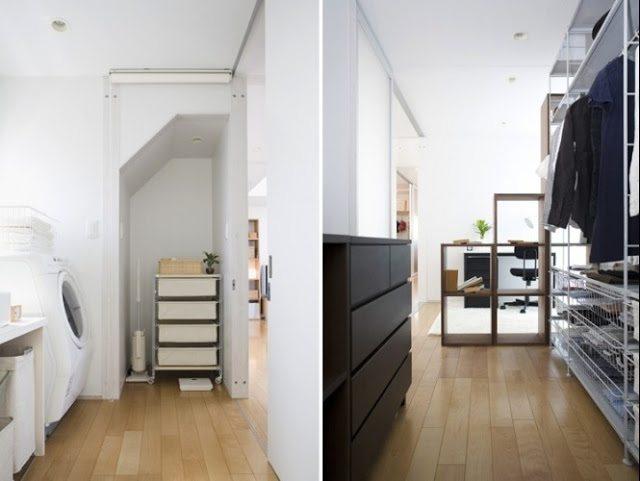 rumah kecil minimalis interior rumah jepang desain
