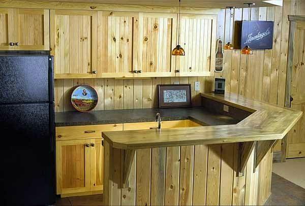 model dapur sederhana kayu jati belanda desain gambar