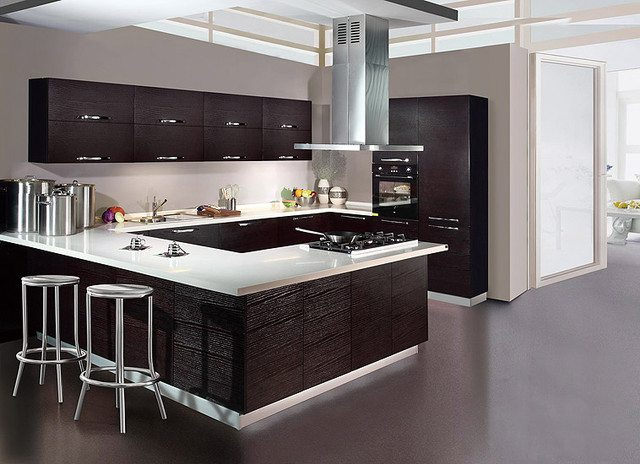 ragam pilihan model lemari dapur