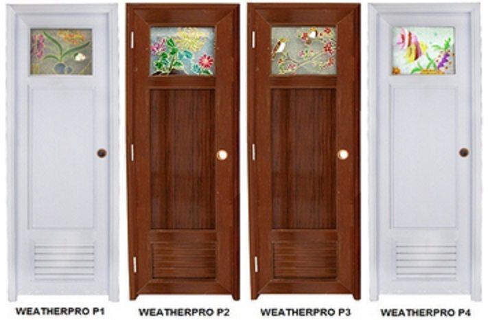 Gambar dan Foto Kelebihan Dari Pintu Kamar Mandi PVC