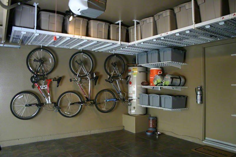 desain interior rumah mungil garasi penyimpanan desain