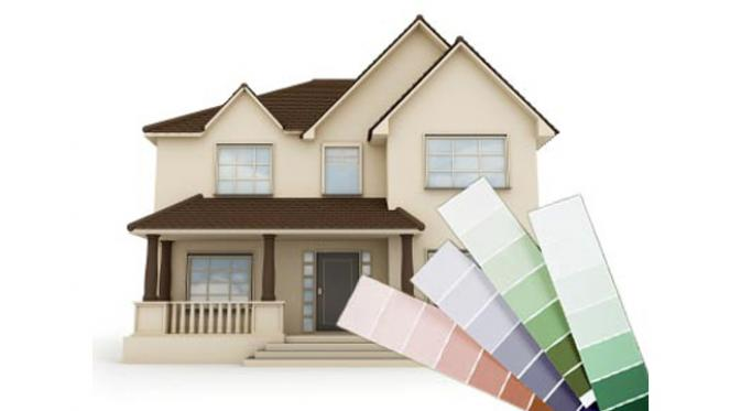 pilihan warna yang menjadikan rumah anda lebih mewah