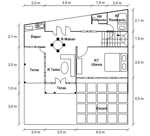 Membuat instalansi listrik rumah sendiri desain gambar foto tipe instalasi listrik rumah sederhana cheapraybanclubmaster Choice Image