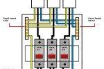 skema jalur kabel mcb instalasi listrik rumah