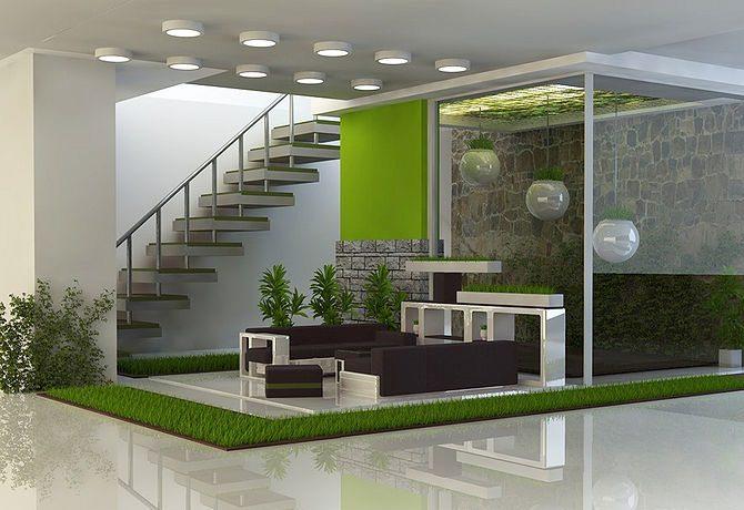 taman dalam rumah minimalis modern - Desain, Gambar, Foto Tipe Rumah Minimalis | Desain, Gambar, Foto Tipe Rumah Minimalis