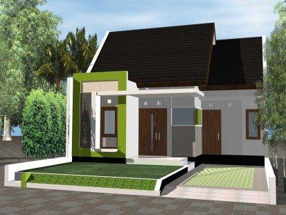 Arsitektur Rumah Minimalis 1 Lantai