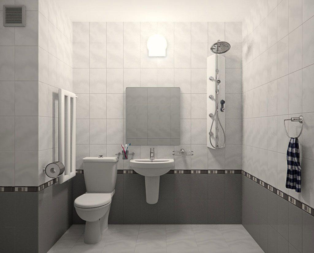Desain Kamar Mandi Sederhana Minimalis Desain Gambar Foto Tipe