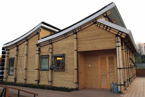 Gambar Rumah Idaman Kayu Ramah Lingkungan