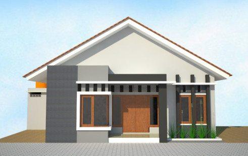 Gambar Rumah Sederhana Elegan Yang Banyak Dicari Desain Gambar Foto Tipe Rumah Minimalis