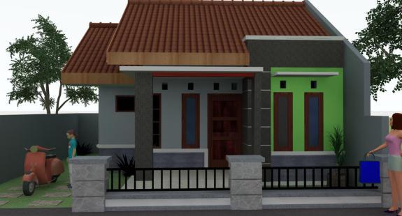 64 Ide Desain Rumah Sederhana Elegan Gratis Terbaru Yang Bisa Anda Tiru