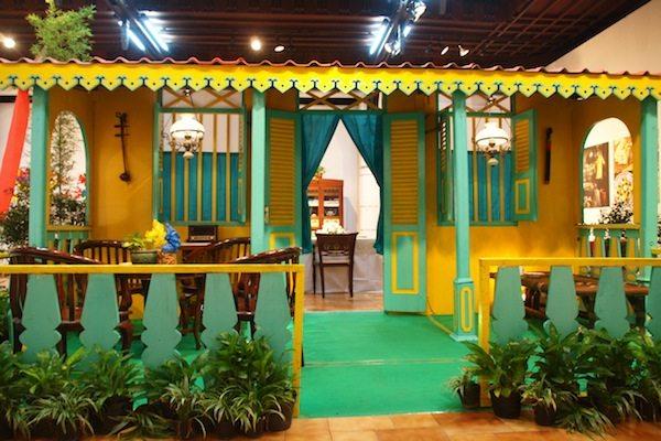 Struktur Rumah Adat Betawi   Desain, Gambar, Foto Tipe ...