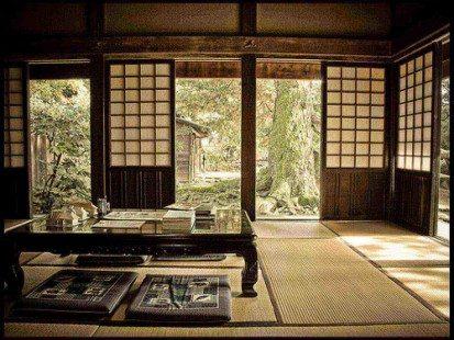Rumah Jepang Interior Klasik