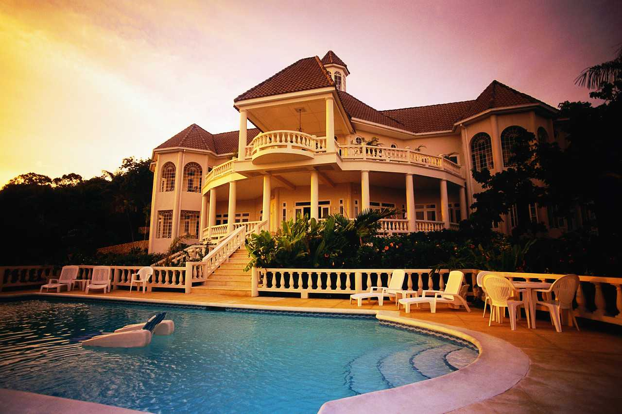540+ Gambar Rumah Mewah Plus Kolam Renang Terbaik