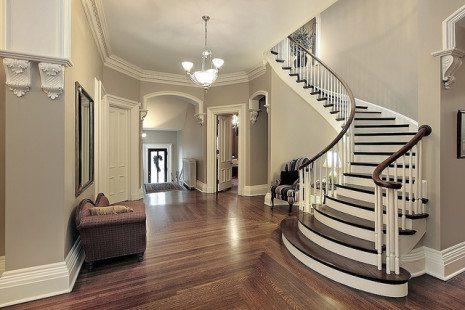 model rumah tingkat tangga klasik modern - desain, gambar