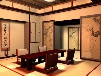 Rumah Jepang Modern Minimalis