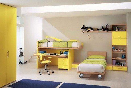 dekorasi kamar kost minimalis modern - desain, gambar