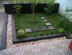 Design Taman Minimalis Mungil
