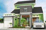 Model Rumah Minimalis Sederhana 2 Lantai