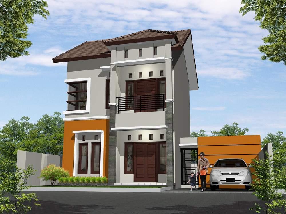 Model Rumah Minimalis Sederhana Tingkat Terbaru Desain Gambar Foto Tipe Rumah Minimalis Desain Gambar Foto Tipe Rumah Minimalis