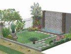 Model Taman Minimalis Desain Cantik