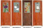 Pintu Kamar Mandi PVC Terbaru
