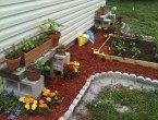 Taman Kecil Depan Rumah Minimalis Sederhana