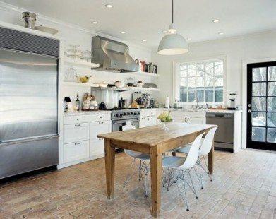 meja dapur minimalis kayu jati - desain, gambar, foto tipe