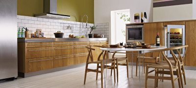 model dapur modern scandinavian klasik - desain, gambar