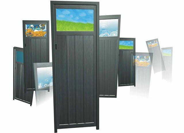 Cara Memilih Pintu Kamar Mandi Aluminium Sesuai Kondisi Desain Gambar Foto Tipe Rumah Minimalis