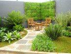 Taman Belakang Rumah Minimalis Klasik