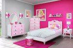 Kamar Barbie Anak Perempuan Cantik