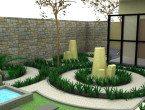 Taman Rumah Minimalis Modern Desain Zen Jepang