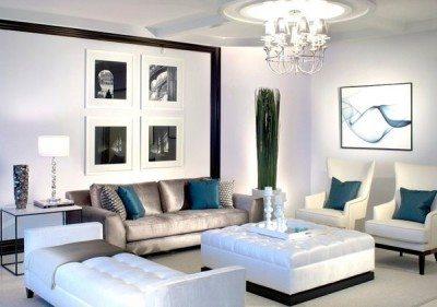 Ruang Tamu Mewah Minimalis Sederhana