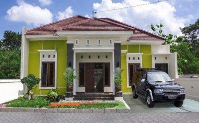 Rumah Limas Modern Type 45