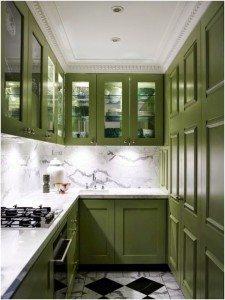 Dapur Minimalis Sederhana Mungil Cantik