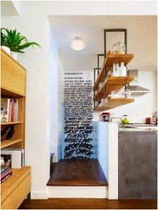 Dapur Minimalis Sederhana Mungil Modern