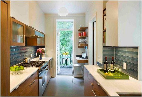 Dapur Minimalis Sederhana Mungil Nan Cantik Modern