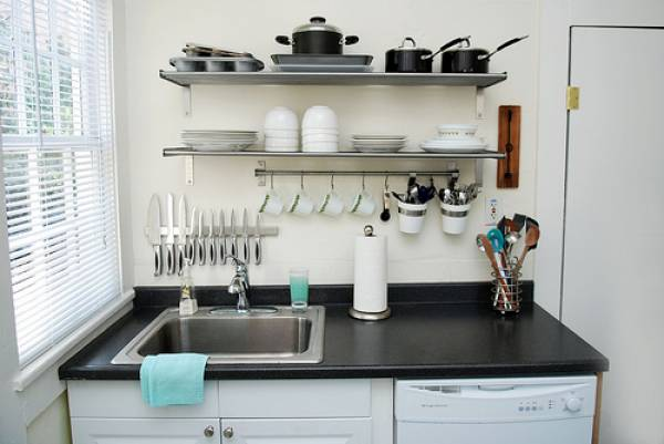 Cara Menata Dapur Kecil