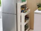 Cara Menata dapur rak serbaguna