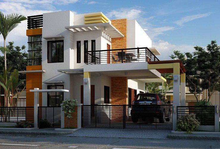 Pondasi Rumah 2 Lantai Desain Gambar Foto Tipe Rumah