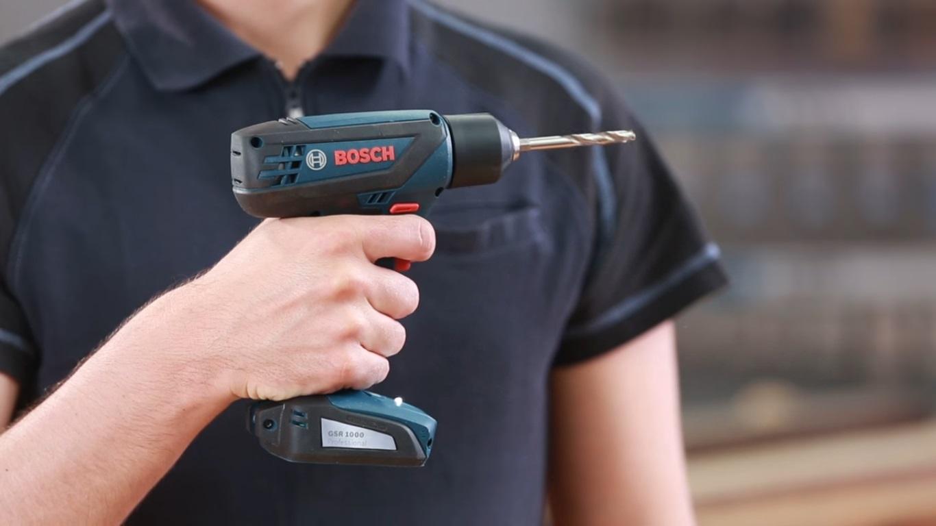 Harga Mesin Bor Bosch GSR 1000 Lebih Murah Dengan Paket Bundling