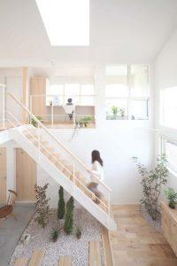 Contoh Model Rumah Minimalis Tangga Sederhana